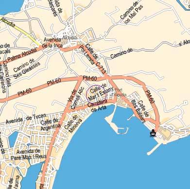 hotel puerto de alcudia: