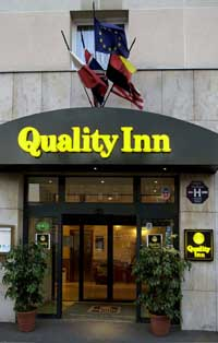 Quality Hotel Nanterre - La Defense, France, Nanterre