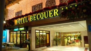 Hotel Becquer Available Rooms