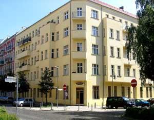hotel pension insor berlin. Black Bedroom Furniture Sets. Home Design Ideas