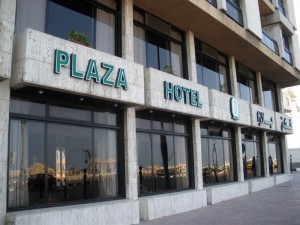 Plaza Hotel Alexandria Telephone