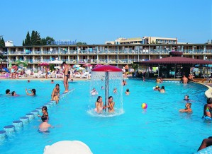 The Park Hotel Continental Lies In The Southern Part Of The Sunny Beach Resort About  Metres Away From The Beach Amidst A Lush Green Park Featuring A