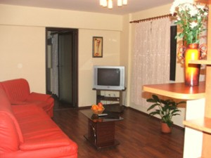 2 person superior 2 room apartment with city view, queen bed, and private facilities (bath and shower)