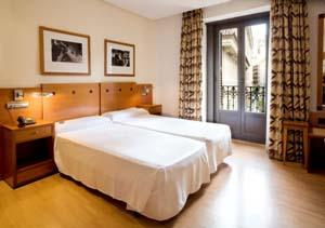 Hotel Petit Palace Londres Madrid