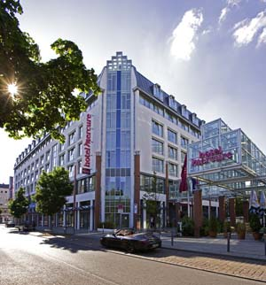 Berlin Mercure Airport Hotel