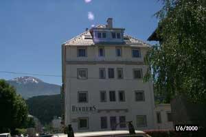 Hotel binders innsbruck for Innsbruck design hotel