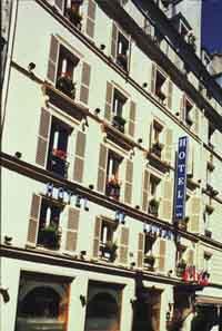 Hotel de Lausanne Paris