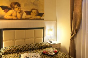 Comfort single with private facilities, and breakfast