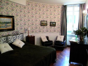 Classic double with city view, and private facilities