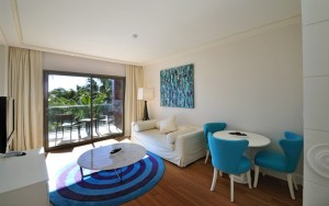 1 person senior 1 room suite with sea view, balcony, and private facilities