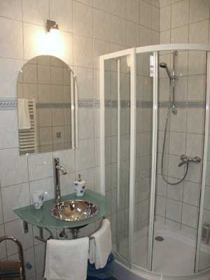 Standard double with private facilities