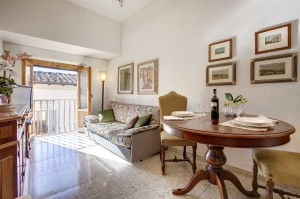 3 person family 3 room apartment with panoramic view, king bed, and private facilities (bath and shower)