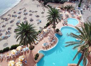 Hotel La Luna Cala Bona
